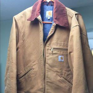 MENS Carhartt Blanket Lined Jacket